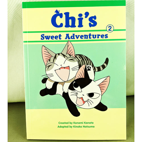 Chi's Sweet Adventure Vol 2