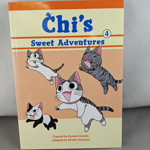 Chi's Sweet Adventure Vol 4