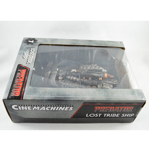 Predators Cinemachines Die-cast Lost Tribe Ship