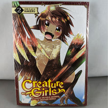 Creature Girls - A Hands On-Field Journal In Another World Vol 2