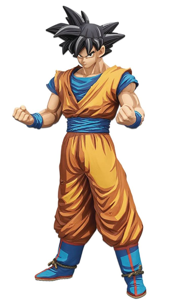 dragon ball z grandista son goku 11 inch figure