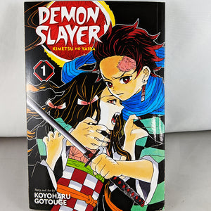 Demon Slayer Vol. 1