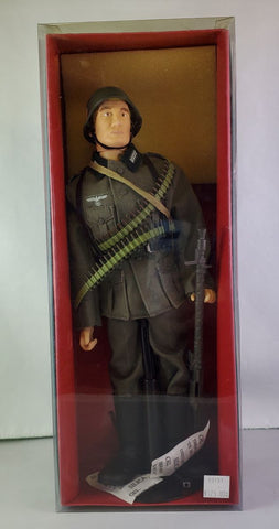 Elite Brigade German Army Machine Gunner 11.5 Inch Action Figure