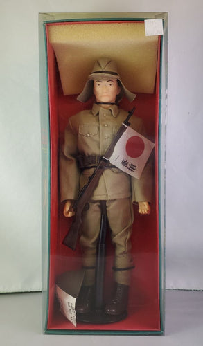 Elite Brigade Japanese Infantry WWII Private 12 Inch Action Figure