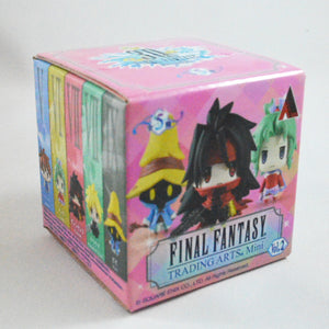 Final Fantasy Arts Mini Mystery Trading Figure