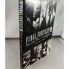Final Fantasy VII: On the Way To a Smile. Novel  by Kazushige Nojima