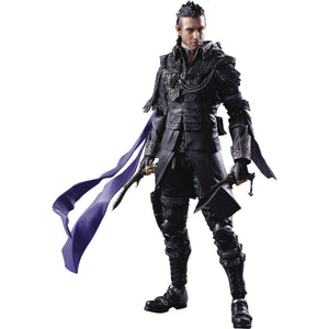 Final Fantasy XV Kingsglaive Nyx Ulric Play Arts Kai Figure