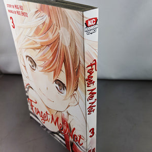 Forget Me Not Volume 3. Manga by Mag Hsu and Nao Emoto.