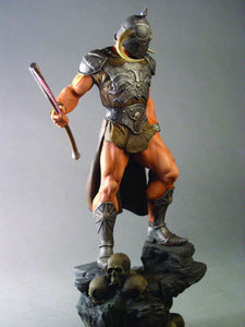Frazetta Death Dealer 13 3/4 Inch Resin Statue Quarantine Studio