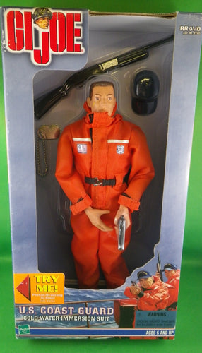 GI Joe US Coast Guard Cold Water Immersion Suit
