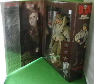 GI Joe Classic Collection General Omar N Bradley