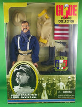 GI Joe 1999 Teddy Roosevelt Classic Collection Figure