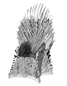 Game of Thrones Metal Earth Iron Throne Model Kit