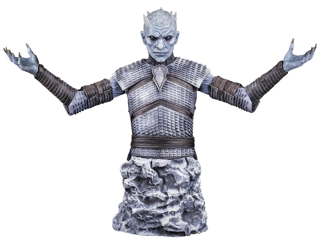 Game of Thrones Night King 8 Inch Resin Bust