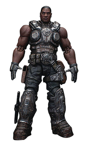 Gears of War Augustus Cole 1:12 Action Figure