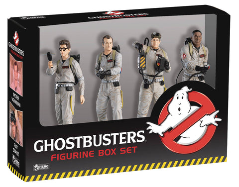 Ghostbusters 4 Figurine Action Figure Box Set