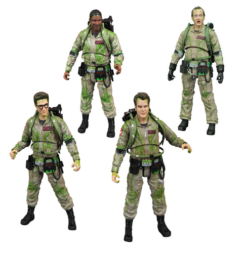Ghostbusters 2019 SDCC Action Figure Box Set