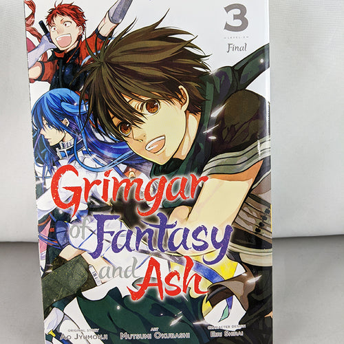 Grimgar of Fantasy and Ash Vol. 3 Final Volume