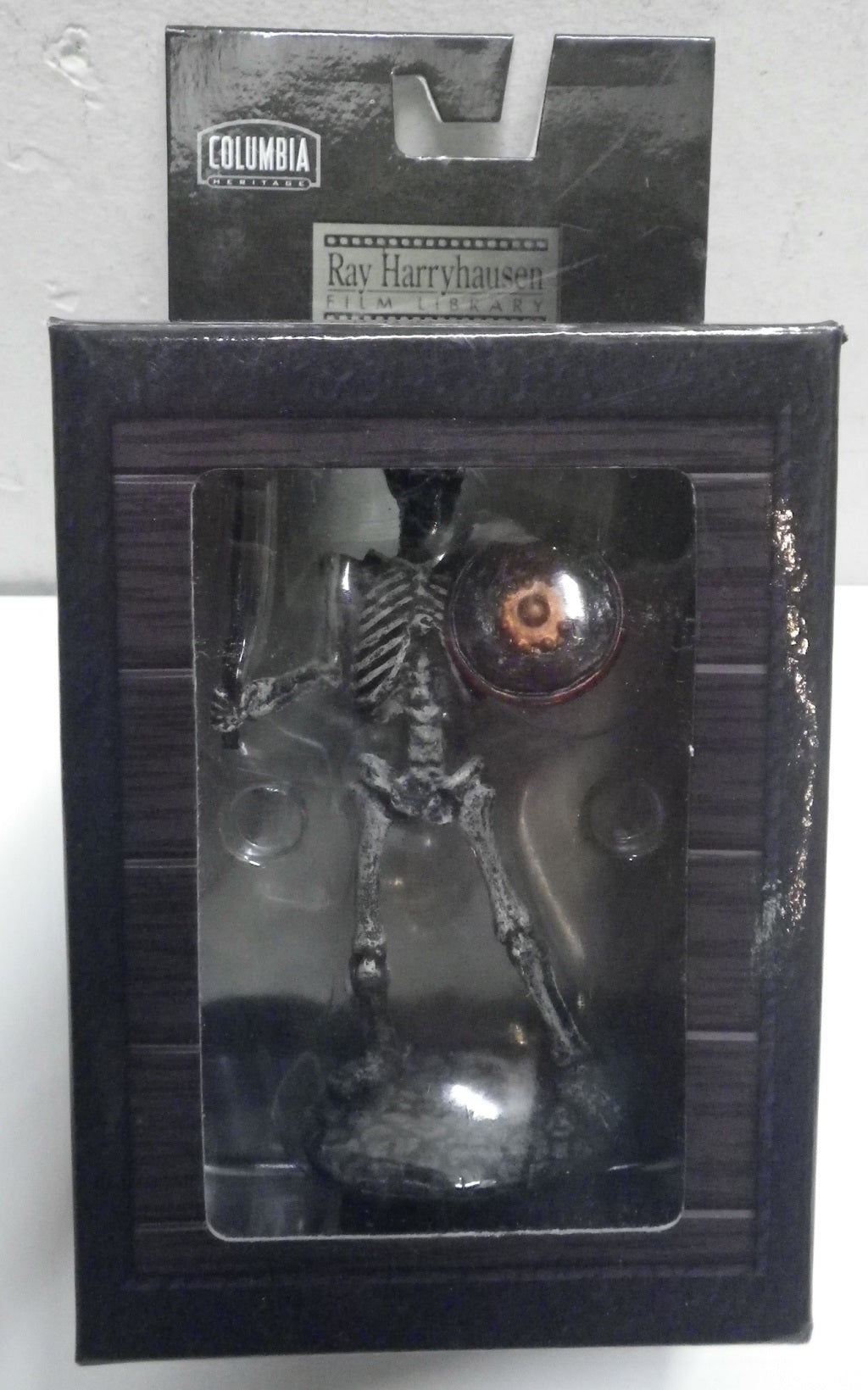 Ray Harryhausen Film Library 4-Inch Skeleton B Figure