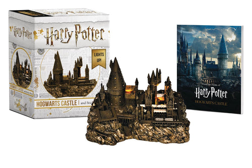 Harry Potter Hogwarts Castle & Sticker Kit