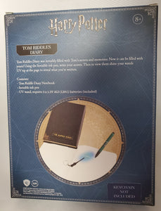 Harry Potter Riddle's Diary and Invisible Wand
