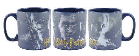 Harry Potter Trio 20 oz Heat Reveal Mug