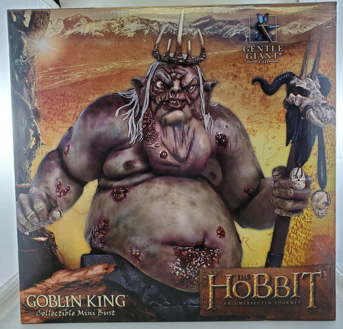 Hobbit Goblin King Resin Statue