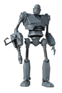 Iron Giant Battle Mode Version Diecast 1:12 Scale Action Figure