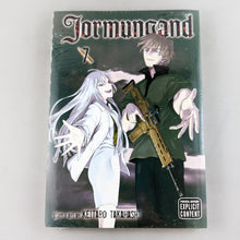 Jormungand manga volume 7. Story and Art by Katsuna Hoshino