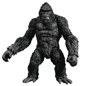 King Kong of Skull Island PX 7-Inch Black and White Action Figure