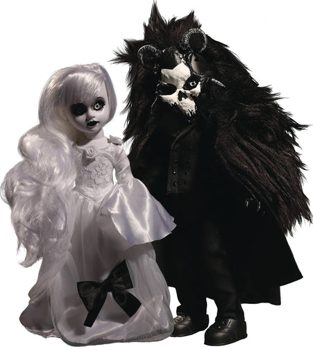 Living Dead Dolls Beauty & The Beast 2PK