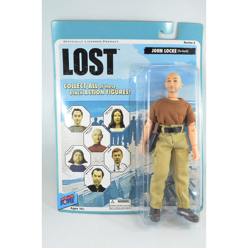 LOST Locke 8-inch Action Figure