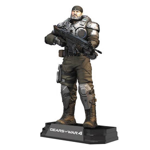 Gears Of War 4 Marcus JD Fenix Figure