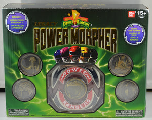 power rangers legacy power morpher