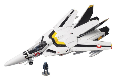 Macross 1/72 Scale VF-1S Valkyrie Fighter Die-Cast Model