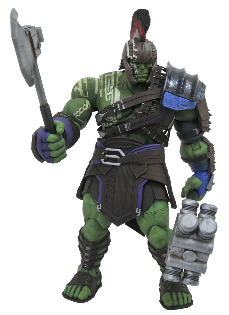 Marvel Select Thor Ragnarok Gladiator Hulk 7-Inch Action Figure