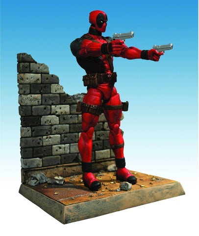 Marvel Select Deadpool 7 Inch Action Figure