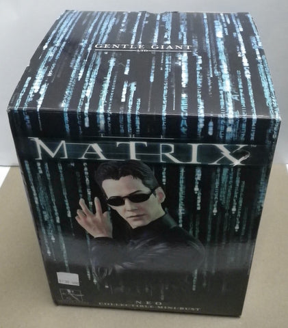 Matrix Neo Mini Bust Series 1