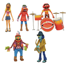 Muppets Electric Mayhem Deluxe Action Figure Box Set SDCC 2020