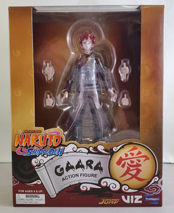 Naruto Shippuden Gaara 4 Inch Poseable Action Figure