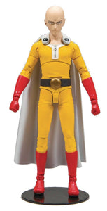 One Punch Man 7-Inch Saitama Action Figure