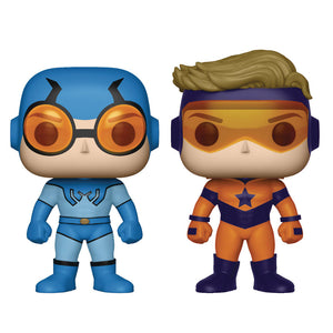 Booster Gold & Blue Beetle 2pk POP Heroes