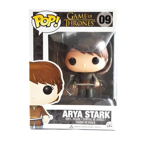 Game of Thrones Arya Stark POP Figure