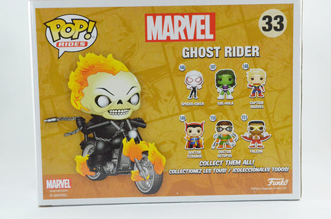 Ghost Rider POP! Figure