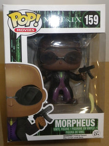 Matrix Morpheus POP Vinyl Figure