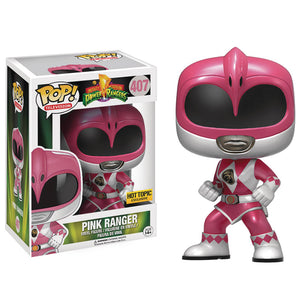 power rangers pink ranger POP figure
