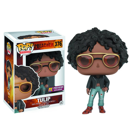 Preacher Tulip POP Figure