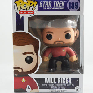 Will Riker Star Trek Tng  POP! Vinyl Figure