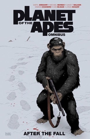 Planet Of The Apes After Fall Omnibus