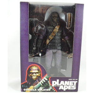 Planet of the Apes Classic Series 1 Gorilla Soldier